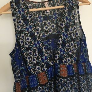 Long Boho Maxi Vest